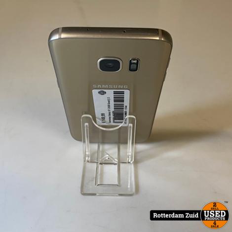 Samsung Galaxy S7 32GB Goud || 3 maanden garantie