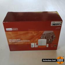KlikAanKlikUit ALSET-2000 draadloos beveiligingssysteem || Nieuw in doos ||