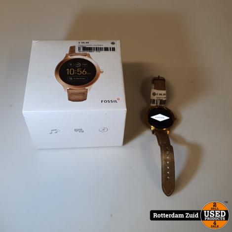 Fossil Q Venture smartwatch FTW6005