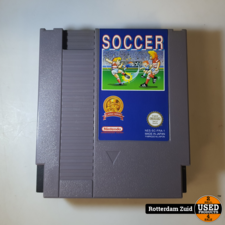 Nintendo NES Game: Soccer