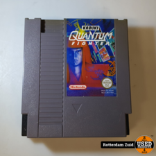 Nintendo NES Game: Kabuki - Quantum Fighters