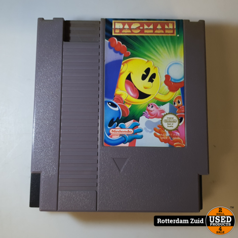 Nintendo NES Game: Pac-Man