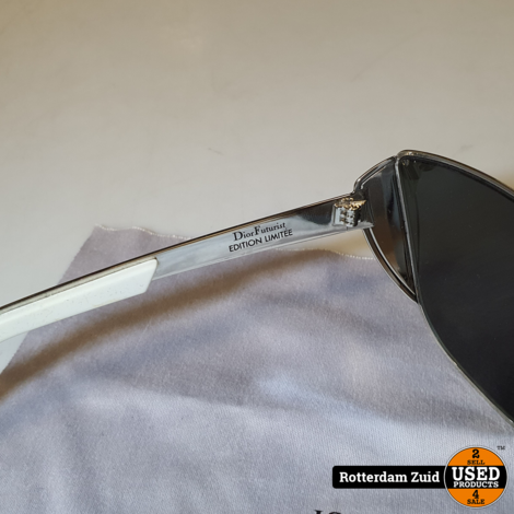Dior Futurist Limited-Edition Mirrored Zonnebril ||