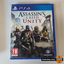 PS4 Game: Assassin 's Creed Unity
