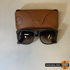 RayBan Justin RB4165 in hoes