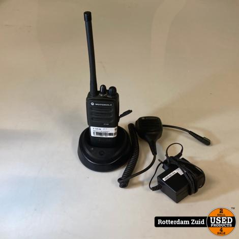 Motorola dp1400 portofoon II compleet II met garantie II
