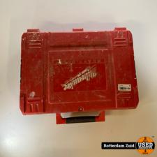 Milwaukee FSPE 110 QX - 710 Watt decoupeerzaagmachine II met garantie II