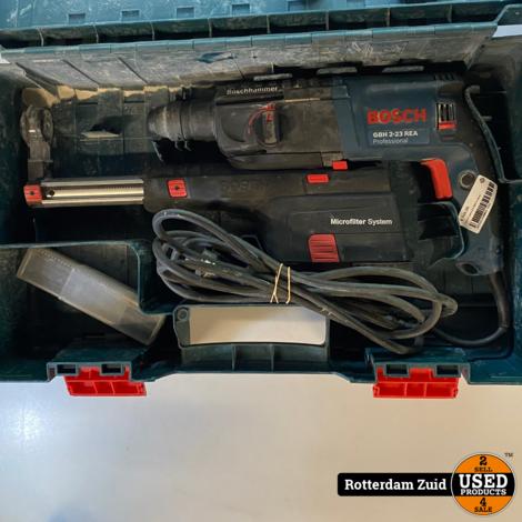 Bosch gbh-2-23 REA in Koffer II met garantie II