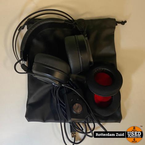 Msi gh70 gaming headset II met garantie II