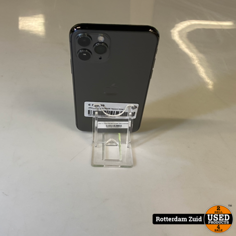 iPhone 11 Pro 64GB Space Gray || in nette staat met garantie ||