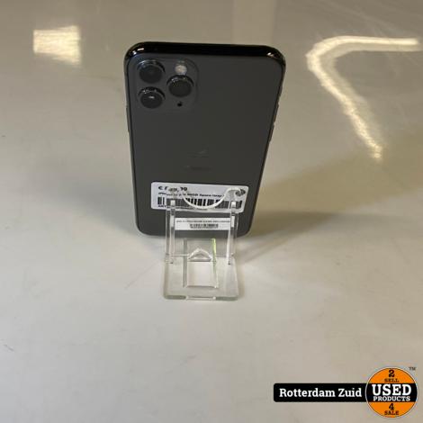 iPhone 11 Pro 64GB Space Gray    met garantieII