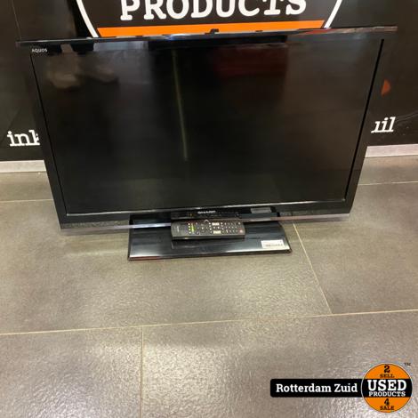 Sharp LC-32le244e TV incl afstandsbediening II met garantie II