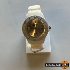 Ice Watch horloge Wit 5 ATM II met garantie II
