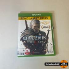 xbox one game wiedzmin