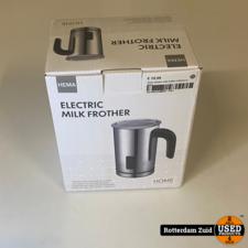 Hema electric milk frother || Nieuw in doos