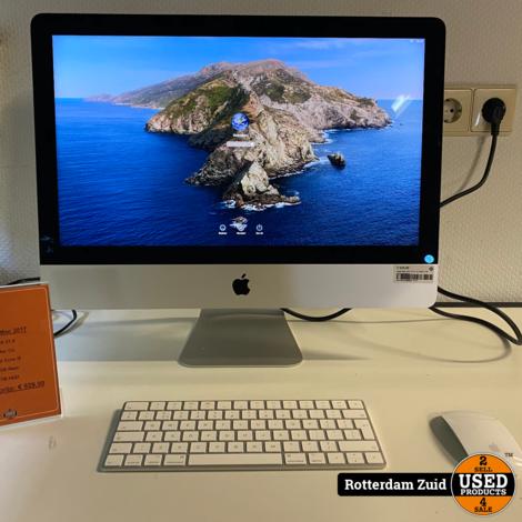 Apple iMac 2017 | 21.5 | i5 | 8GB | 1TB | met garantie ||
