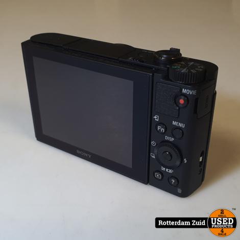 Sony dsc-hx80 18,2 MP cybershot camera || Met garantie