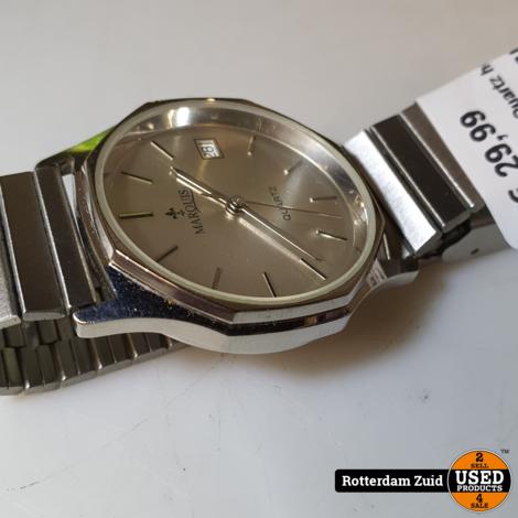 Marquis Quartz horloge II met garantie