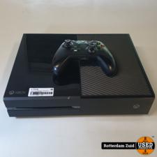 Xbox One 500GB Met Controller En Kabels || Met garantie