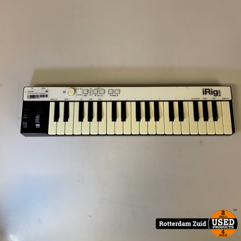 irig keys n12553 piano II met garantie