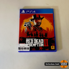 playstation 4 game red dead redemption