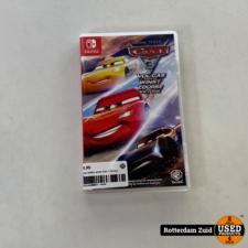 Nintendo switch game Cars 3 Driven to Win II met garantie