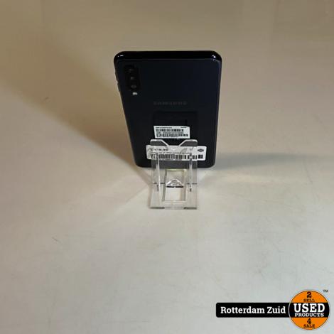 samsung a7 2018 64GB II in nette staat II met garantie