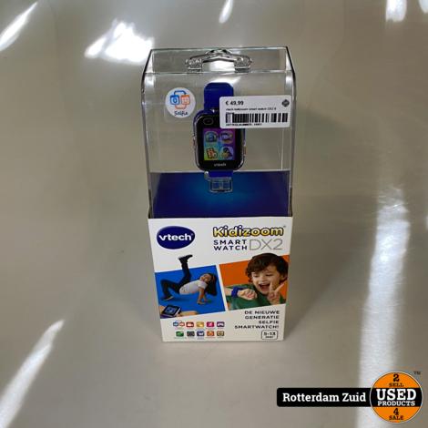 vtech kidizoom smart watch DX2 blauw II nieuw II met garantie