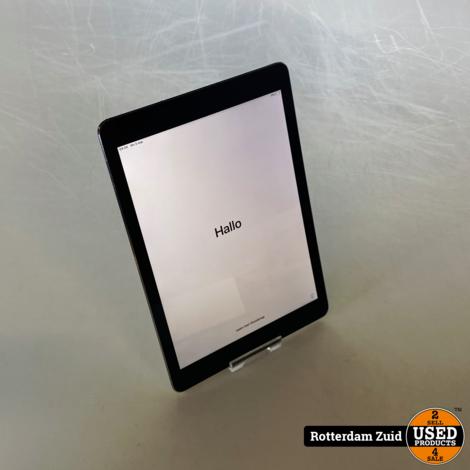 Apple iPad Pro 9.7 128GB 4G Space Gray || in nette staat met garantie ||
