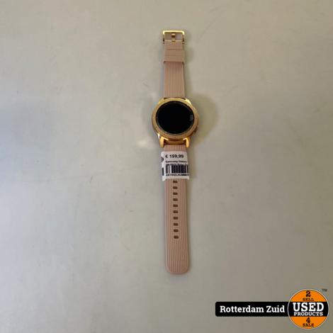 Samsung Galaxy Watch 42mm SM-R810 Rose Gold || Nieuw ||