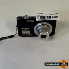 Nikon coolpix S2800 camera II met garantie