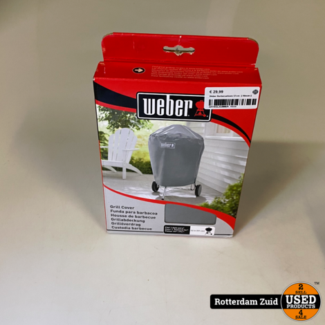 Weber Barbecuehoes 57cm  || Nieuw ||