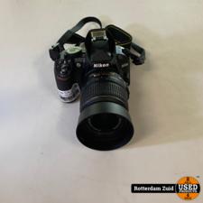 Nikon D3100 + 18-55 Lens II met garantie