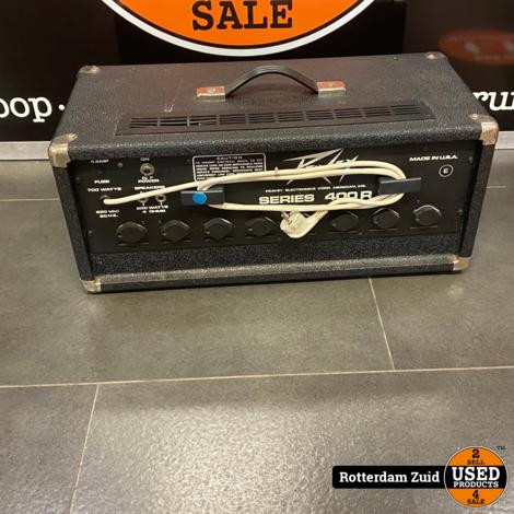 Peavey mixer amp xr600 mixer-amp II met garantie