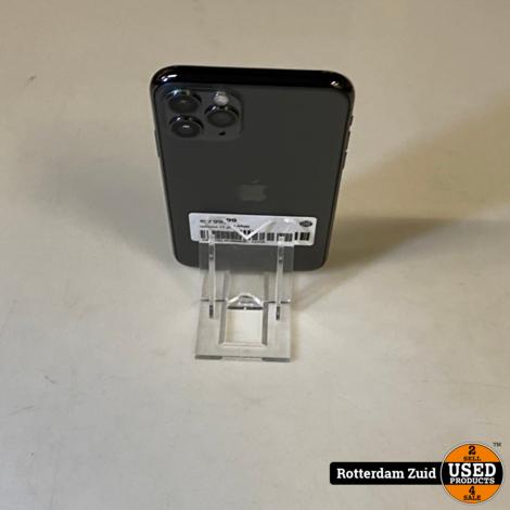 Iphone 11 pro 64gb space gray II met garantie