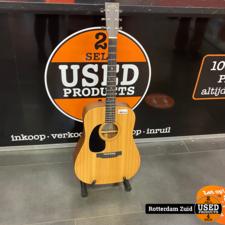 sigma dmel+ Semi-akoestische gitaar- linkshandig II met garantie