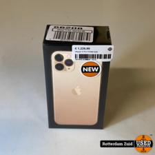 iPhone 11 Pro 512GB Gold II nieuw in seal II met garantie