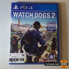 playstation 4 game watchdogs 2