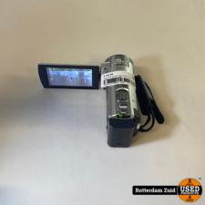 Sony DCR-SX45E videocamera met oplader || met garantie