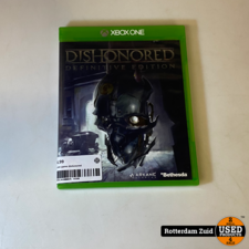 Xbox One game | Dishonored definitive edition