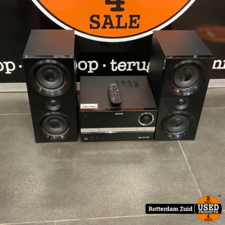 Philips BTB3370/12 DAB+ Radio/CD speler met speakers || met garantie