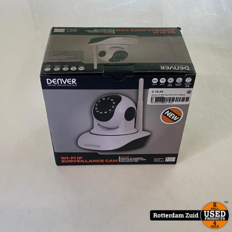 Denver IP Wifi Cam IPC-1031 II Nieuw II met garantie