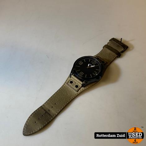 Guess w0181g3 watch II met garantie