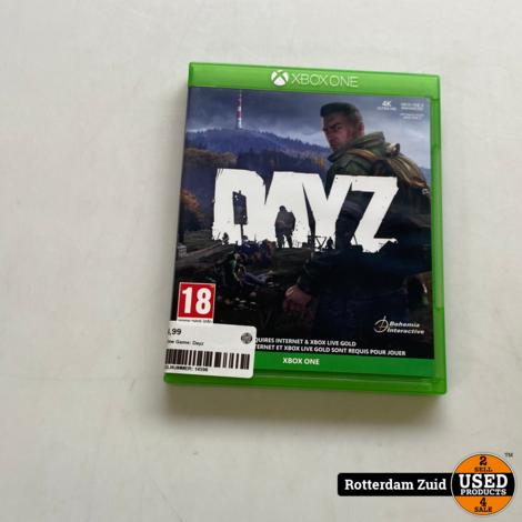 Xbox One Game: Dayz