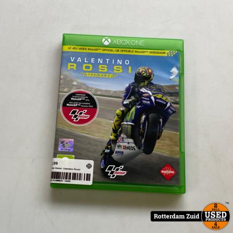 Xbox One Game: Valentino Rossi
