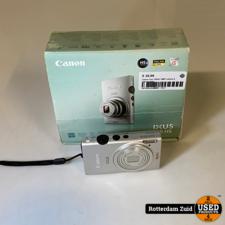 Canon Ixus 125HS 16MP camera    met garantie