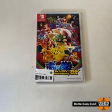 Nintendo Switch Game: Pokkén Tournament DX