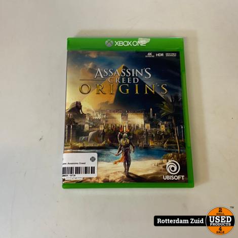 Xbox One Game: Assassins Creed Origins