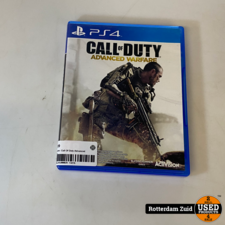 Ps4 Game: Call Of Duty Advanced Warfare