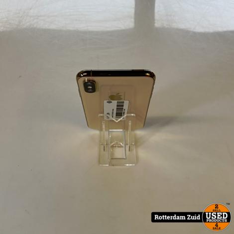 iPhone XS 64GB goud II in nette staat II met garantie II